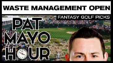 Fantasy Golf Picks: 2017 Waste Management Open Picks, Bets, Sleepers & Preview