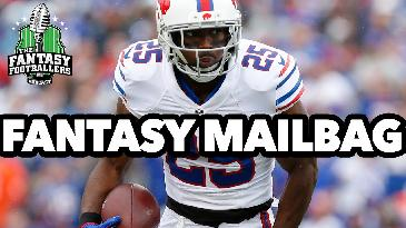 2017 Fantasy Football: The Footballers Answer Viewer Questions on Martavis Bryant, Shady McCoy & More! | Fantasy Footballers