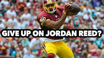 Tight Ends You Can Start Over Jordan Reed in Week 7   2017 Fantasy Football