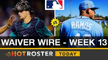 Week 13 Waiver Wire Analysis | HotRoster Today