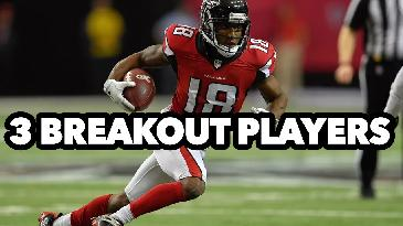 2017 Fantasy Football: 3 Breakout Candidates