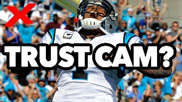2017 Fantasy Football: Should We Be Worried About Cam Newton? | RotoExperts