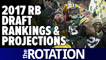 2017 Fantasy Football: RB Rankings and Projections | The Rotation