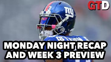 Monday Night Recap and Week 3 preview w/ Emory Hunt