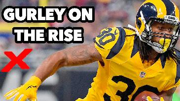 2017 Fantasy Football: Why is Todd Gurley Climbing Up Draft Boards? | RotoExperts