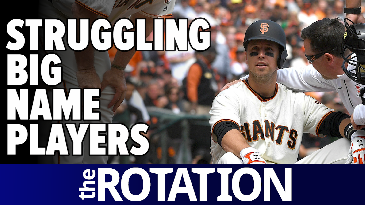 Struggling Big Name Players | The Rotation