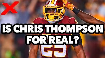 2017 Fantasy Football: Is Chris Thompson For Real?   RotoExperts