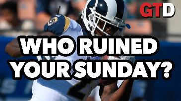 Who Ruined Your Sunday: Week 4 Edition   Rage of the Day