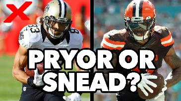 2017 Fantasy Football: What Can Willie Snead Do For You? | RotoExperts