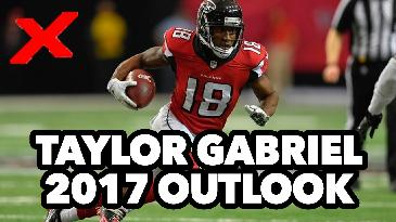 2017 Fantasy Football: Can Taylor Gabriel break out in 2017?