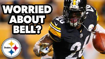 2017 Fantasy Football: Should You Be Worried About LeVeon Bell?