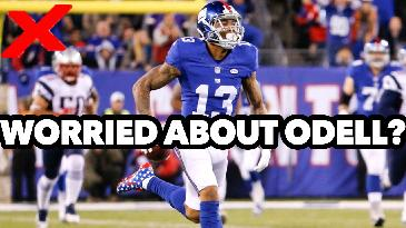 2017 Fantasy Football: Should You Be Worried About Odell Beckham Jr.? | RotoExperts