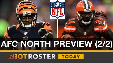 AFC North Preview | HotRoster Today
