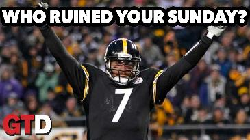 Who Ruined Your Sunday?!: Week 6 Edition   Rage of The Day