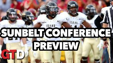 2017 College Football: Sunbelt Conference Preview w/ Marc Lawrence | Game Time Decisions