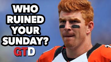 Who Ruined Your Sunday? Week 1 Edition | Rage of The Day