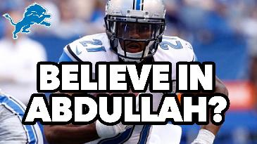 2017 Fantasy Football: Should You Be Worried About Ameer Abdullah? w/ Will Carroll