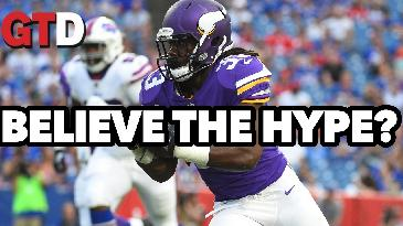 2017 Fantasy Football: Do You Believe in Dalvin Cook? w/ Howard Bender | Game time Decisions