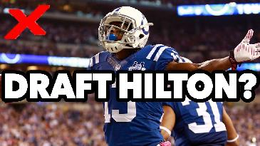 2017 Fantasy Football: Where Should You Target T.Y. Hilton? | RotoExperts