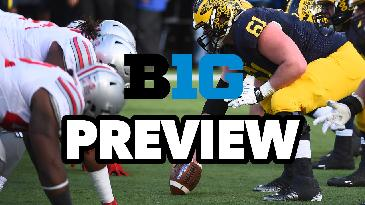 2017 College Football: Big Ten Conference Preview w/ Marc Lawrence