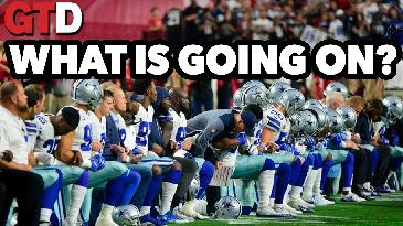 Evaluating The NFL's Stance Against Donald Trump and Where We Go From Here   Game Time Decisions