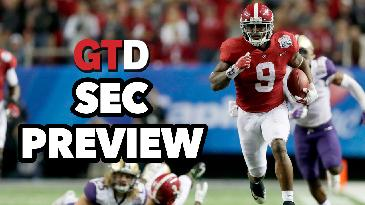 2017 College Football: SEC Conference Preview w/ Marc Lawrence | Game Time Decisions
