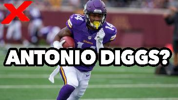 2017 Fantasy Football: Can Stefon Diggs Be The New Antonio Brown? | RotoExperts