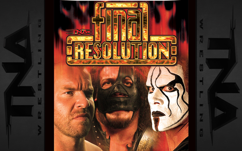 TNA Final Resolution