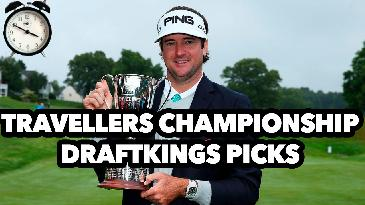Travelers Championship DraftKings Preview | Pat Mayo Hour