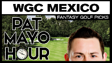 Fantasy Golf Picks: 2017 WGC Mexico Picks, Bets, Sleepers & Preview