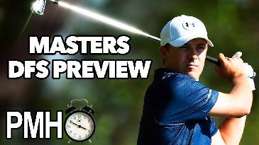 2017 Fantasy Golf Picks: The Masters DraftKings Millionaire Maker Pricing Initial Reaction