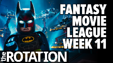Fantasy Movie League: Week 11 Awards Season Preview | The Rotation