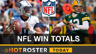 NFL Win Totals | HotRoster Today