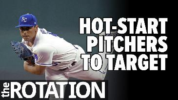 Hot-Start Pitchers to Target | The Rotation