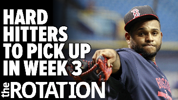Hitters To Pick Up in Week 3 | The Rotation