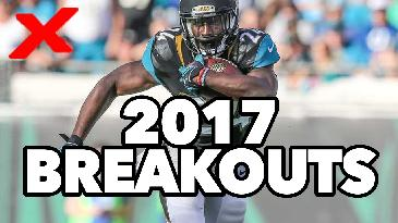 2017 Fantasy Football: Potential Breakout Players in 2017 | RotoExperts