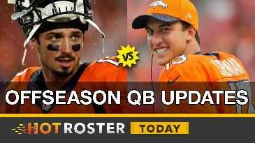 Offseason QB Updates | HotRoster Today