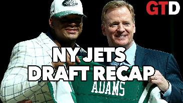 New York Jets Draft Recap and Analysis w/ Mike Cardano | Game Time Decisions