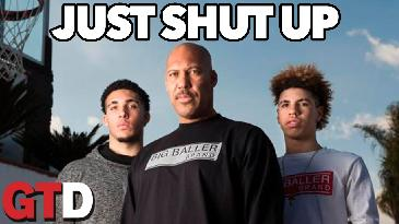 LaVar Ball Needs To Shut Up! | Rage of The Day