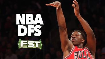 Fantasy Basketball: DFS Plays For January 27th w/ D.J. Trainor | FNTSY Sports Today