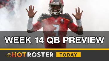 2016 Fantasy Football: Week 14 QB Preview | HotRoster Today