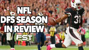 2016 NFL DFS Season in Review | FNTSY Sports Today
