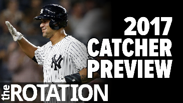 2017 Fantasy Baseball - Catcher Preview w/ Jim Sannes | The Rotation