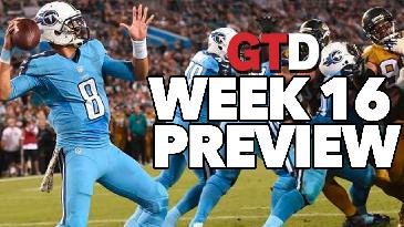 Week 16 Picks, Survivor and Best Bets w/ Cam Stewart | Game Time Decisions