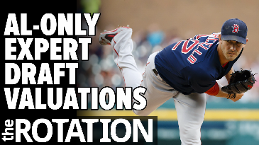 2017 Fantasy Baseball: AL Only Expert Draft Valuations | The Rotation