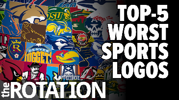 Top-5 Worst Sports Logos | The Rotation