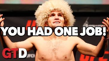 Khabib Nurmagomedov Dropped From UFC 209 | Rage of The Day