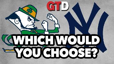 Rex Hudler: What Would You Choose | Game Time Decisions