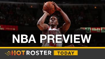 2017 Fantasy Basketball: NBA Preview (Jan 20th) | HotRoster Today
