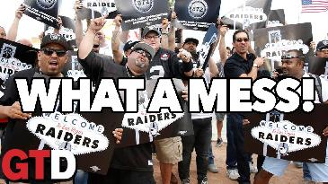 The Raiders Need To Figure it Out! | Rage of The Day